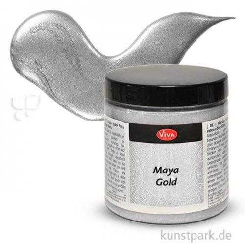Viva Decor Maya-Gold 250 ml | Silber
