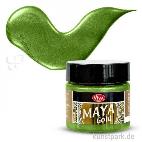Viva Decor Maya-Gold 45 ml | Avocado