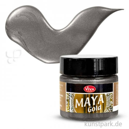 Viva Decor Maya-Gold 45 ml | Grau