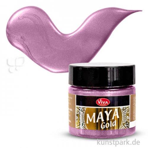 Viva Decor Maya-Gold 45 ml | Rosé