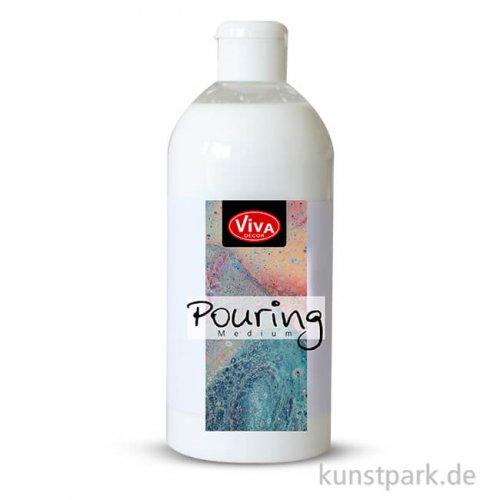 Viva Decor Pouring Medium - Transparent 500 ml