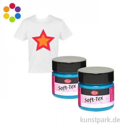 Viva Decor Soft-Tex Textilfarbe 45 ml