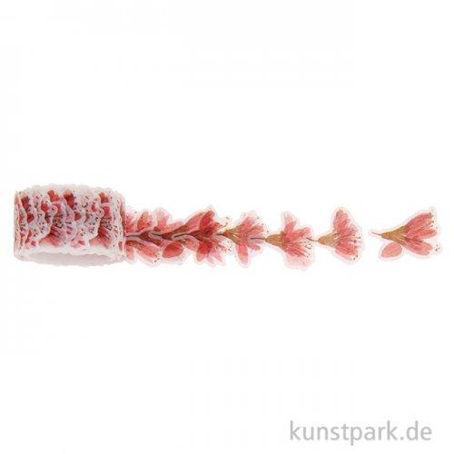 Washi Sticker - Transformation Kirschblüten, 200 Stück