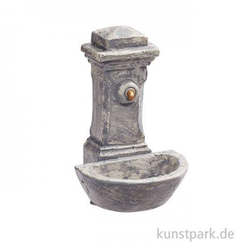 Wasserspender in Steinoptik, 6 cm