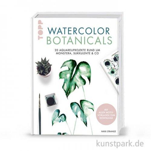Watercolor Botanicals, Topp Verlag