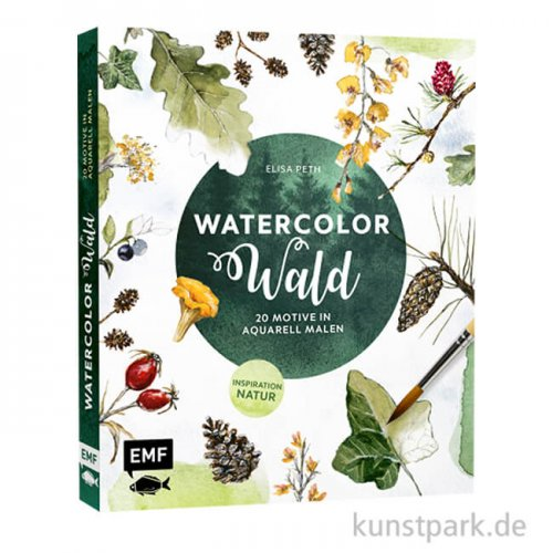 Watercolor Wald, Edition Fischer