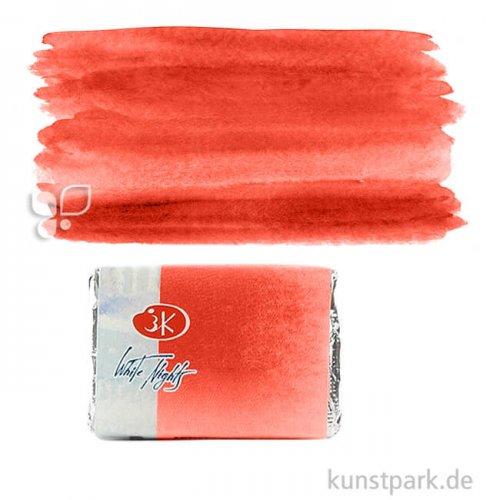 WHITE NIGHTS Aquarellfarben 1/1 Napf | 319 Karminrot hell