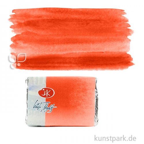 WHITE NIGHTS Aquarellfarben 1/1 Napf | 323 Rubinrot