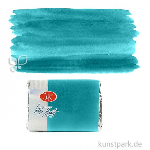 WHITE NIGHTS Aquarellfarben 1/1 Napf   519 Azurblau