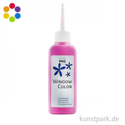Window Color Glasmalfarbe