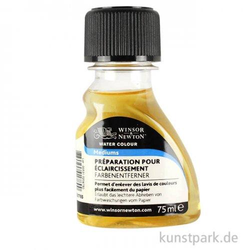 Winsor + Newton Aquarell Farbentferner Lifting, 75 ml