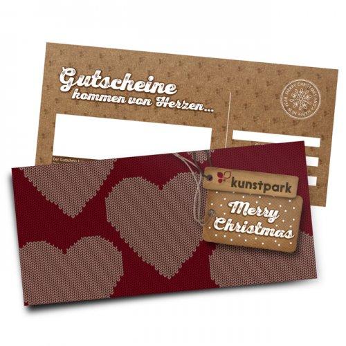kunstpark Gutschein - Herzenssache