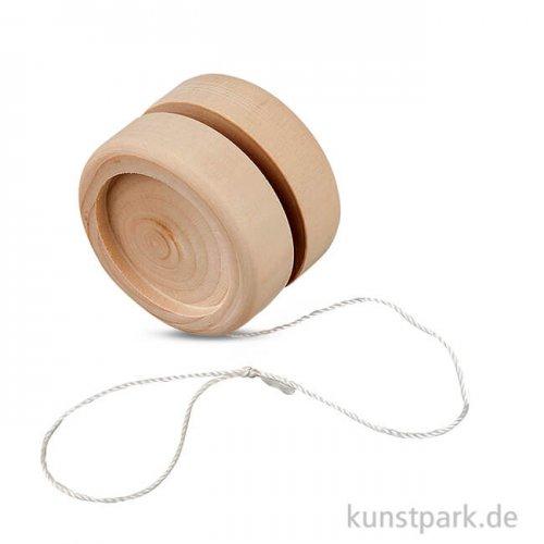 Yo-Yo aus Holz, Durchmesser 5 cm
