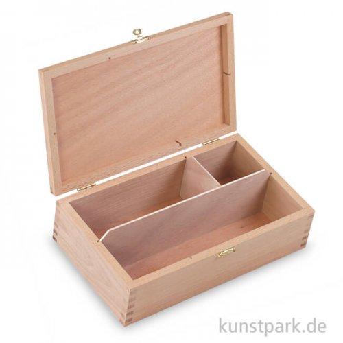 Zeichenkasten Nr. 2 groß aus Holz