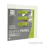 Ampersand Artist Panel - Primed Smooth 3 mm 30 x 30 cm