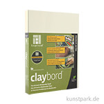Ampersand ClayBord - 22 mm 24 x 30 cm