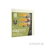 Ampersand ClayBord - 3 mm 20 x 20 cm