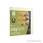Ampersand ClayBord - 3 mm 30 x 30 cm