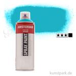 AMSTERDAM Spray Paint 400 ml   522 Türkisblau