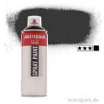 AMSTERDAM Spray Paint 400 ml   702 Lampenschwarz