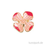 Ansteck-Pin - Blüte
