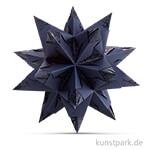 Bascetta-Stern Bastelset - Elegance Indian Dreams Blau, 90g 19,5 x 19,5 cm