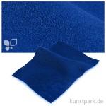 Bastelfilz 20x30 cm, 2mm Einzelbogen | Dunkelblau