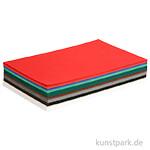 Bastelkarton COLORTIME - Weihnachten, 180g, sortiert