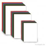 Bastelkarton COLORTIME - Weihnachten, 180g, sortiert DIN A4 - 30 Blatt