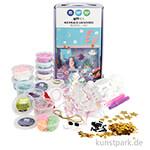 Bastelset - Meerjungfrauen-Welt, DIY-Kit mit allen Materialien