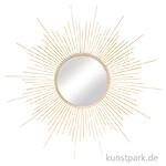 Bastelset Sonnenspiegel groß - 63 cm, Spiegel 20cm