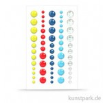 Blast Off Collection - Emaille Dots, 60 Stück