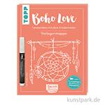 Boho Love - Fensterdeko mit dem Kreidemarker, TOPP