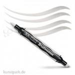 Winsor & Newton - Brush Marker Einzelstift | CG3 Kalt Grau 3
