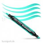 Winsor & Newton - Brush Marker Einzelstift   G956 Ozean Blaugrün