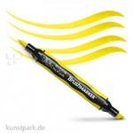 Winsor & Newton - Brush Marker Einzelstift | Y657 Gelb