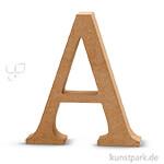 Großbuchstaben aus Holz, 13 cm 2 cm | A