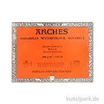 ARCHES Aquarellpapier rauh, 20 Blatt, 300g 23 x 31 cm