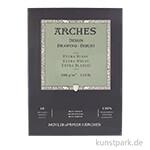 ARCHES DRAWING Extra Weiss, 16 Blatt, 180g 26 x 36 cm