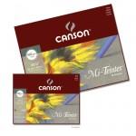 Canson MI-TEINTES Pastellblock 160 g - 30 Blatt, Grautöne