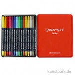 Caran d'Ache FIBRALO Brush Pen 15er Set