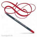 Caran d'Ache FIBRALO Brush Pen einzeln | Scharlachrot