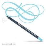 Caran d'Ache FIBRALO Brush Pen einzeln | Türkisblau