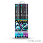 Chameleon Pen Set - 5 Cool Tones