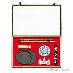 Chinesisches Tusche-Set Nr.3 mit Zubehör