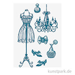 Clear Stamps - Barock