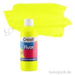Creall FLUOR Gouachefarben 250 ml | 01 Gelb