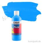 Creall FLUOR Gouachefarben 250 ml | 07 Blau
