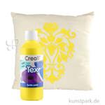 Creall TEX Stoffmalfarbe 250 ml | Hellgelb