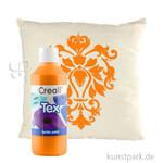 Creall TEX Stoffmalfarbe 250 ml | Orange